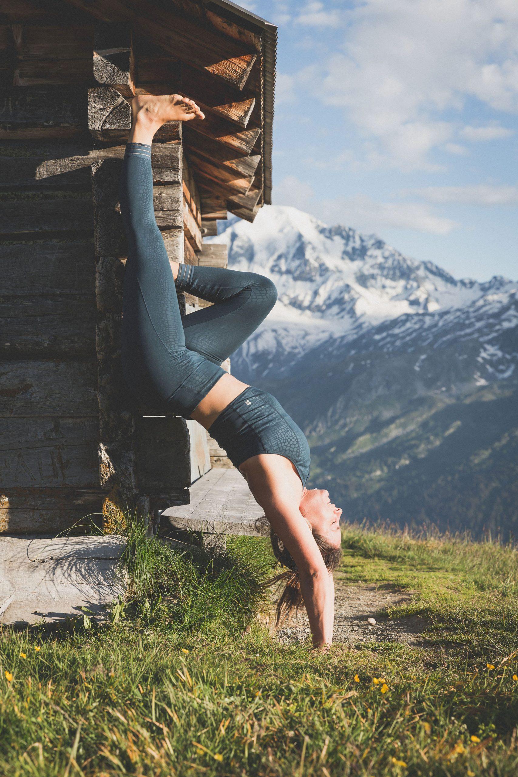 Milly Harrison - Yoga